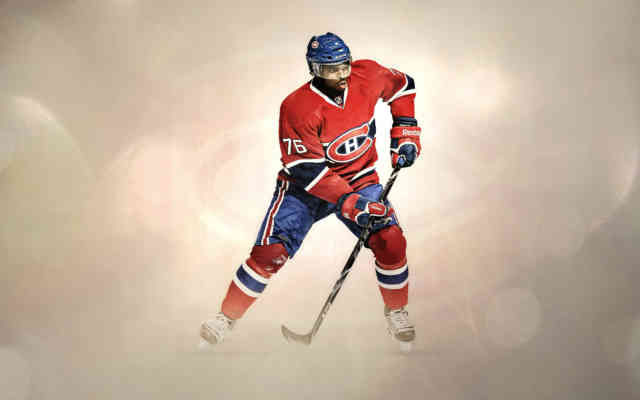 P.K. Subban Wallpaper | Montreal Hockey Canadiens | #8
