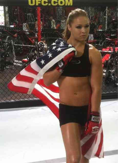 Martial Arts Ronda Rousey  UFC   MMA Weight Classes   UFC Champions   #12