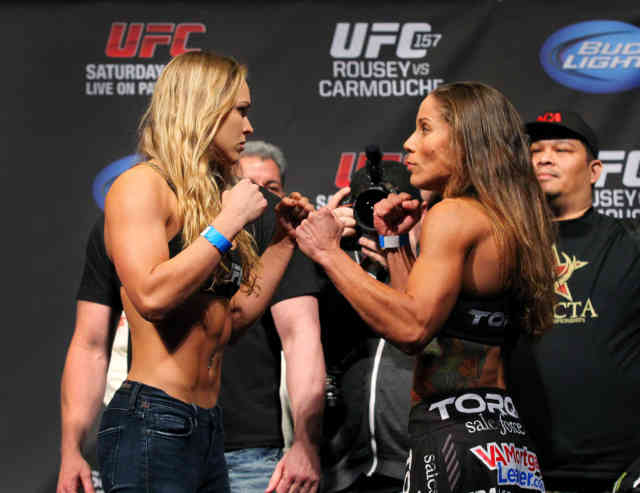 Martial Arts Ronda Rousey  UFC   MMA Weight Classes   UFC Champions   #35