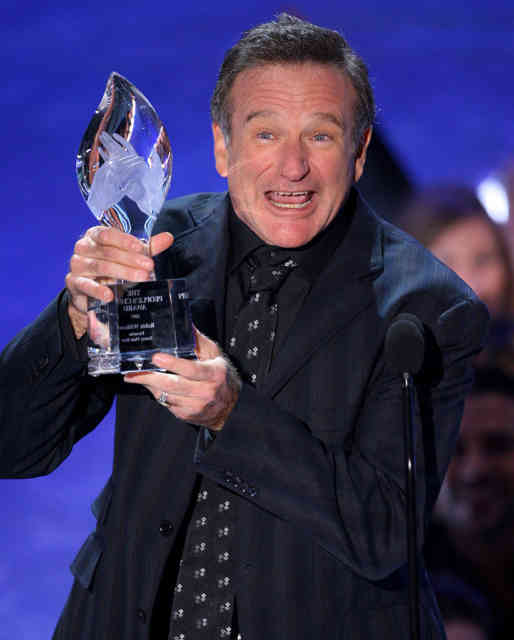 Robin Williams found dead at home
