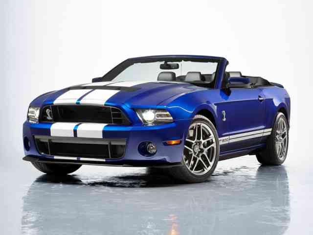 2014 Ford Mustang Wallpapers   #2