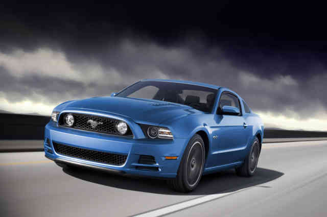 2014 Ford Mustang Wallpapers | #4