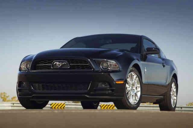 2014 Ford Mustang Wallpapers | #5
