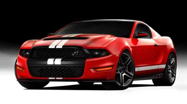 2014 Ford Mustang Wallpapers