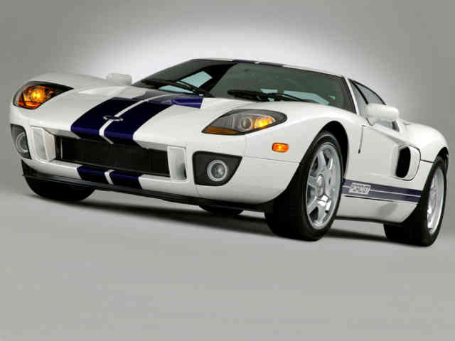 2015 Ford GT wallpapers