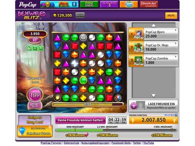Bejeweled Blitz on Facebook | Facebook Games | #3