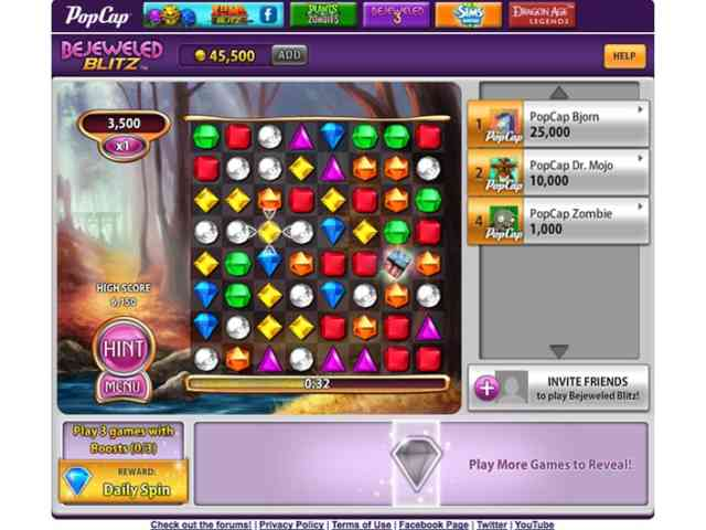 Bejeweled Blitz on Facebook | Facebook Games | #5