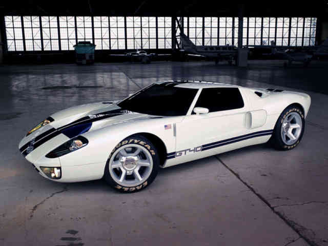 FORD GT | Wallpapers | #1