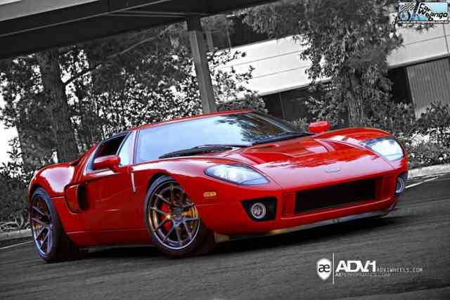 FORD GT   Wallpapers   #10