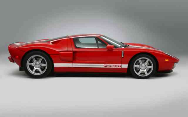 FORD GT   Wallpapers   #11