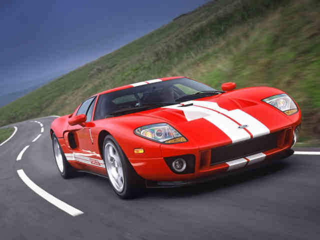 FORD GT | Wallpapers | #2