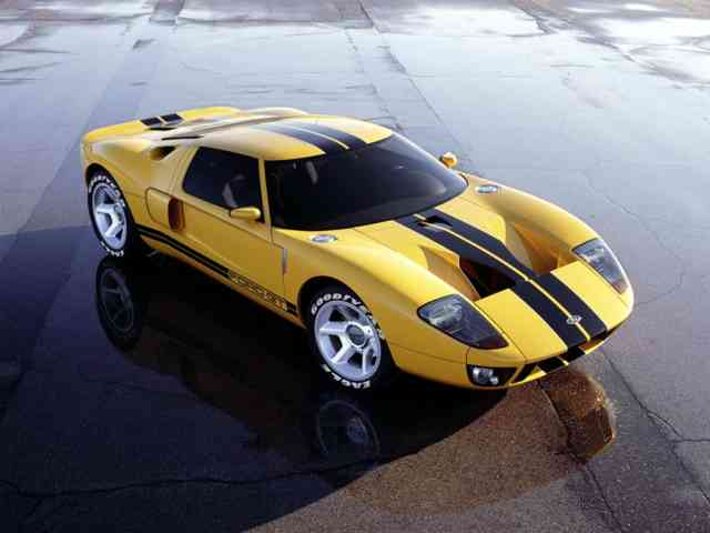FORD GT | Wallpapers | #3