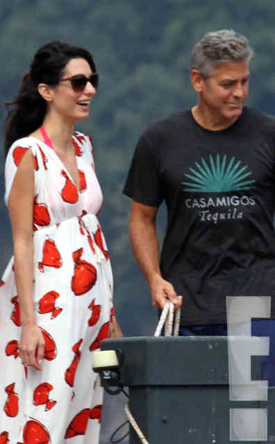 George Clooney Wedding | George Clooney Wedding with Amal Alamuddin images | #31