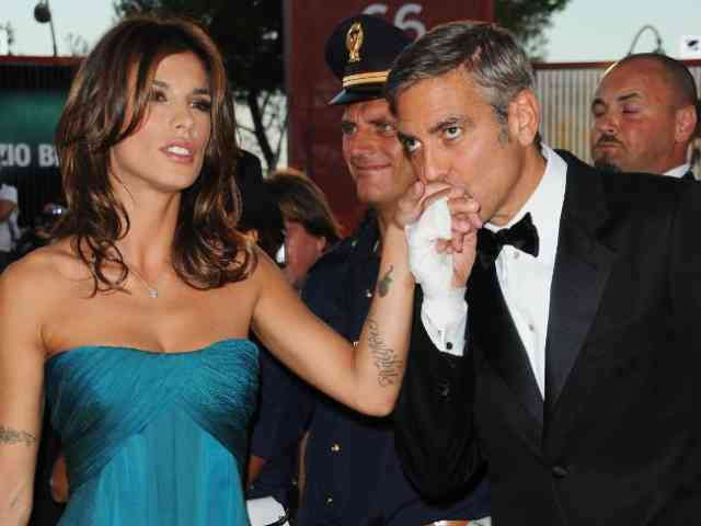 George Clooney Wedding | George Clooney Wedding with Amal Alamuddin images | #39