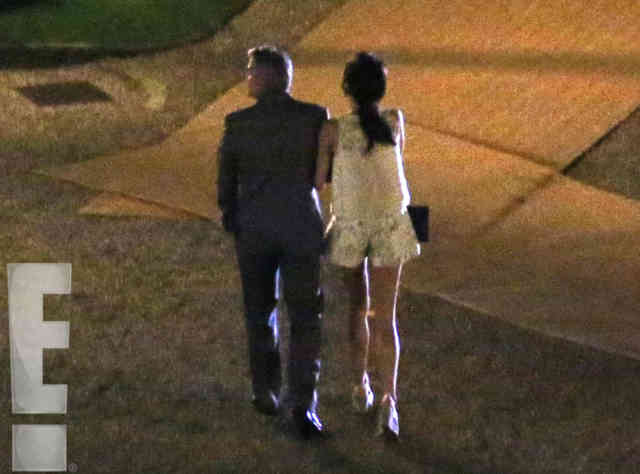 George Clooney Wedding | George Clooney Wedding with Amal Alamuddin images | #9