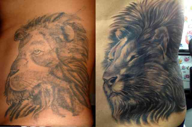 Lion Tattoo Designs | Tattoo Shop | #32