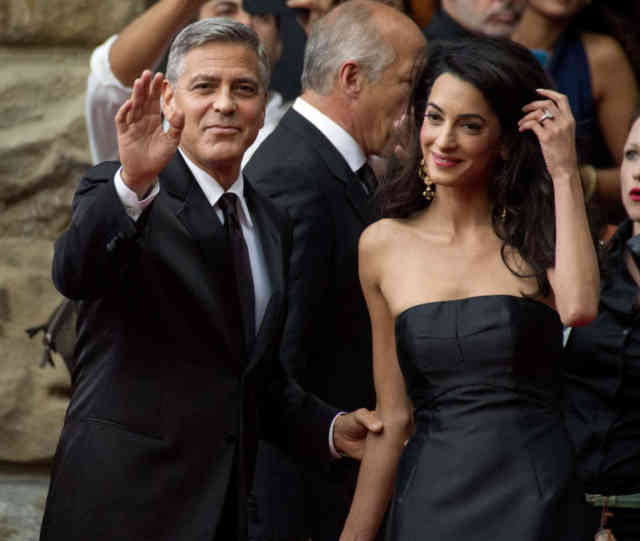 George Clooney Wedding | George Clooney wallpapers | #29
