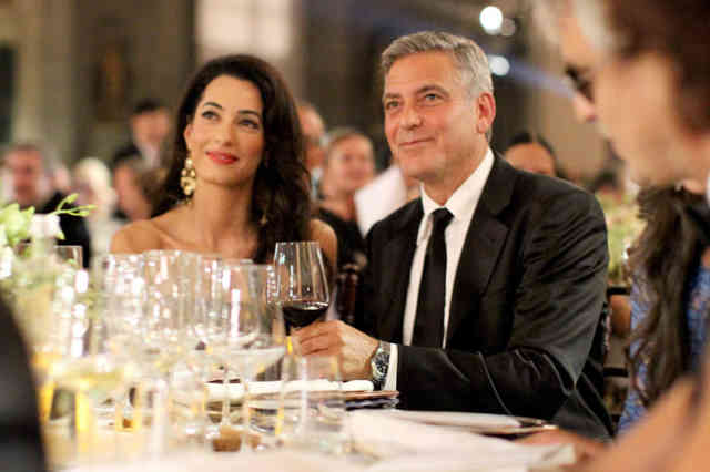 George Clooney Wedding | George Clooney wallpapers | #4