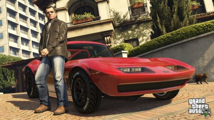 Grand Theft Auto V Wallpapers HD   GTA V Cool Wallpapers   #3