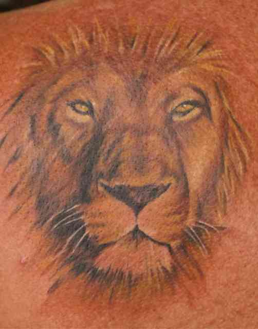 Lion Tattoo Designs | Tattoo Shop | #10