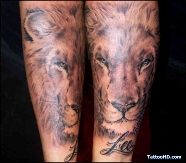 Lion Tattoo Designs | Tattoo Shop | #34
