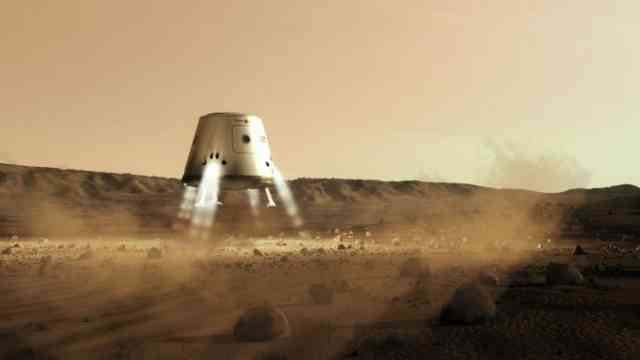 Mars One Mission | Mars One mission Images, Wallpapers | One way trip to mars | #18