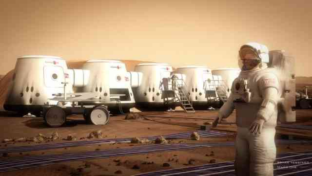 Mars One Mission | Mars One mission Images, Wallpapers | One way trip to mars | #3