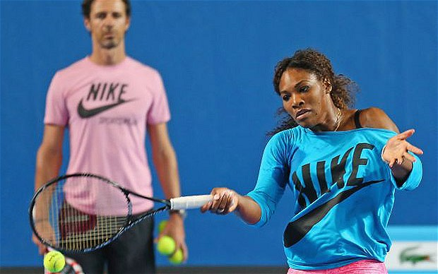 Serena Williams Coach | Serena Williams Boyfriend | #14
