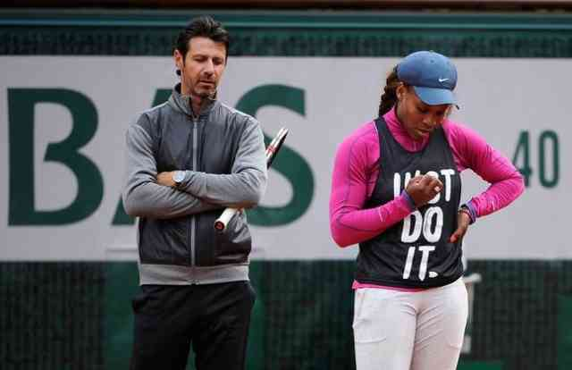 Serena Williams Coach | Serena Williams Boyfriend | #15