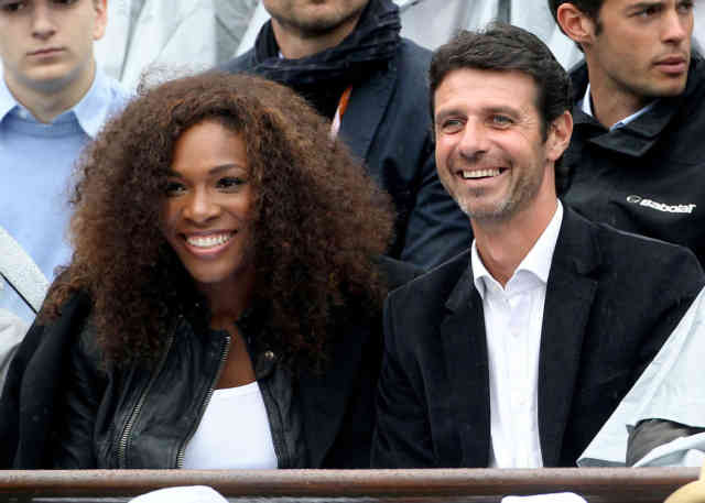 Serena Williams Coach | Serena Williams Boyfriend | #24