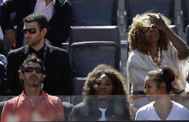 Serena Williams Coach | Serena Williams Boyfriend | #26