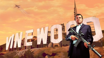 Grand Theft Auto V Wallpapers HD Michael Vinewood
