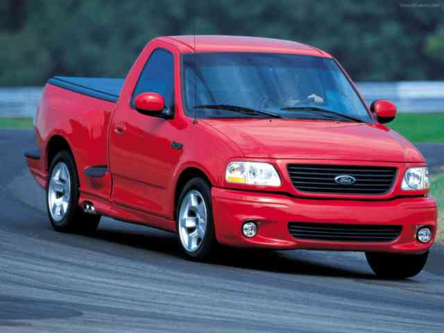 2001 Ford F150| Truck F150 wallpapers | #10