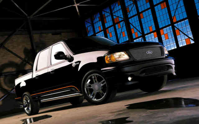 2001 Ford F150| Truck F150 wallpapers | #8