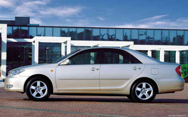 2001 Toyota Camry Wallpapers   High Resolution Wallpaper   Toyota Camry Photo Gallery   #1