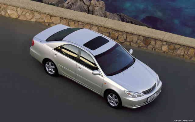 2001 Toyota Camry Wallpapers | High Resolution Wallpaper | Toyota Camry Photo Gallery | #10
