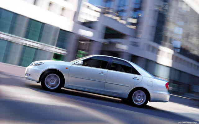 2001 Toyota Camry Wallpapers | High Resolution Wallpaper | Toyota Camry Photo Gallery | #2