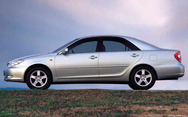 2001 Toyota Camry Wallpapers | High Resolution Wallpaper | Toyota Camry Photo Gallery | #4