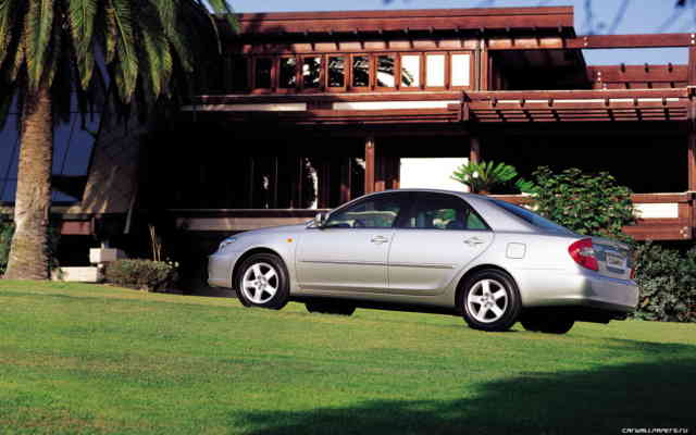 2001 Toyota Camry Wallpapers | High Resolution Wallpaper | Toyota Camry Photo Gallery | #6