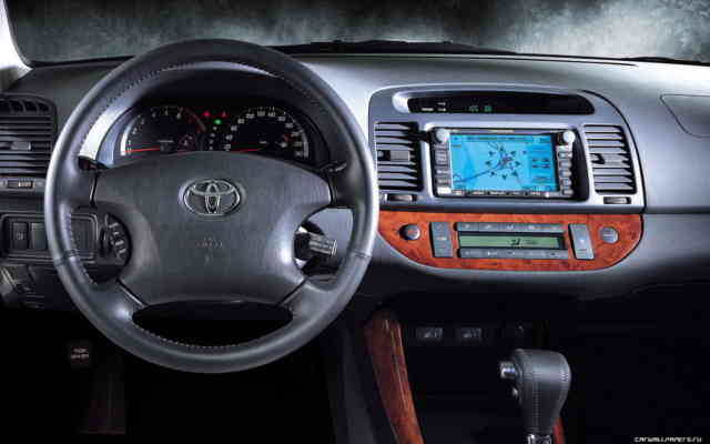 2001 Toyota Camry Wallpapers   High Resolution Wallpaper   Toyota Camry Photo Gallery   #8