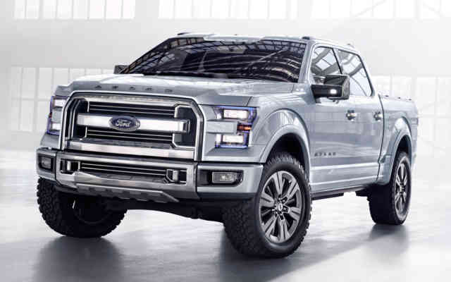 2015 Ford Atlas | Ford 2015 | Ford Truck 2015 | 2015 Ford Truck | #1