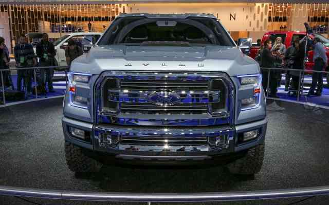 2015 Ford Atlas | Ford 2015 | Ford Truck 2015 | 2015 Ford Truck | #10