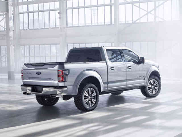 2015 Ford Atlas | Ford 2015 | Ford Truck 2015 | 2015 Ford Truck | #14