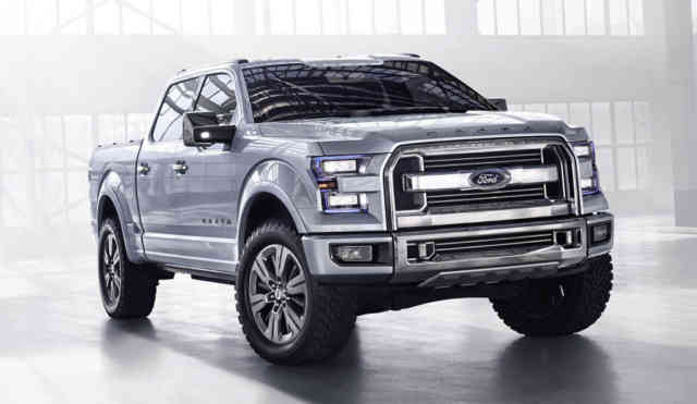 2015 Ford Atlas | Ford 2015 | Ford Truck 2015 | 2015 Ford Truck | #15