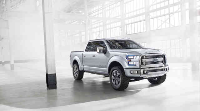 2015 Ford Atlas | Ford 2015 | Ford Truck 2015 | 2015 Ford Truck | #17