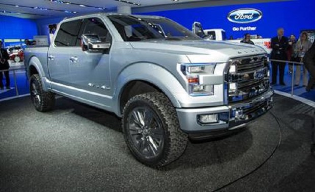 2015 Ford Atlas | Ford 2015 | Ford Truck 2015 | 2015 Ford Truck | #20