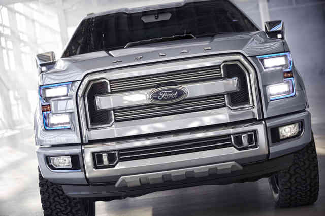 2015 Ford Atlas | Ford 2015 | Ford Truck 2015 | 2015 Ford Truck | #29