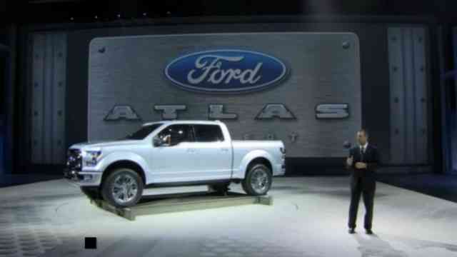 2015 Ford Atlas | Ford 2015 | Ford Truck 2015 | 2015 Ford Truck | #32