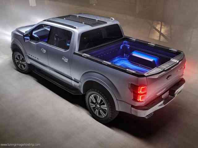 2015 Ford Atlas | Ford 2015 | Ford Truck 2015 | 2015 Ford Truck | #35