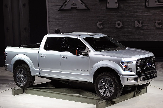 2015 Ford Atlas | Ford 2015 | Ford Truck 2015 | 2015 Ford Truck | #7